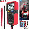 UNI-T UT125C Pocket Size Digital Auto Range Multimeter AC/DC Volt Amp OHM Test