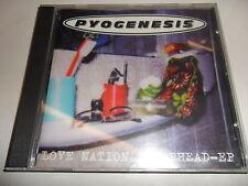 CD  Pyogenesis - Love Nation Sugarhead Ep