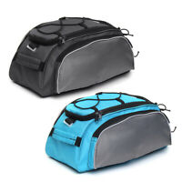 13L Bicycle Seat Rear Tail Saddle Bag Road Bike Pannier Cycling Carrier Outdoor
