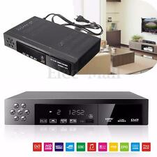 EU Full HD 1080P DVB-T2 + S2 3D Video Broadcasting Satellite Receiver TV HDTV