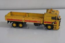 MATCHBOX SUPERKINGS DAF SPACE CAB WITH K-21 DROPSIDE K-122/137 RARE DIECAST 1986