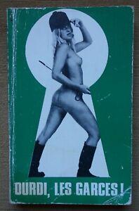 Ourdi les garces! - Tim Oger - Pour adulte!!! - Mystérotic - 1979 -