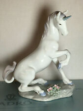 Lladro Privilege Collectible Figurine Magical Unicorn Retired 7697 Bnib