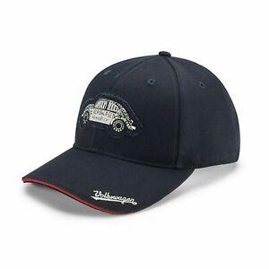 "Original VW Volkswagen ""Beetle"" Baseball Cap Hat 3D Logo 311084300 Dark Blue"