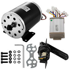 1000W 48V DC Electric Motor Controller Pedal eBike sprocket 11Tooth Go-kart