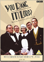 YOU RANG MY LORD MLORD M'LORD L COMPLETE SERIES 1-4 DVD Season 1 2 3 4 UK New R2