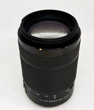 Sony DT 55-300mm F/4.5-5.6 SAM Lens SAL55300 for Alpha A Mount