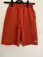 Men's Nike Orange Shorts Size S