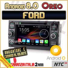 AUTORADIO Android 8.0 OctaCore 4gb 32GBgb FORD C-MAX Fiesta Fusion Galaxy Kuga /