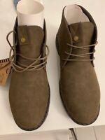 Navy Sail Yatching & Sportwear - Italian Shoes Boots Antilope (UK 7.5)