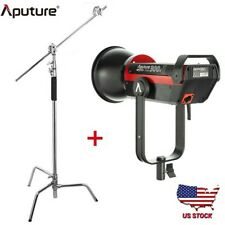 Aputure 300d Ii Light Dome Led Video Camera Light Kit with Steel Light Stand