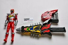 MMPR Power Rangers Dino Super Charge Spike Battle Sword Lot 2015