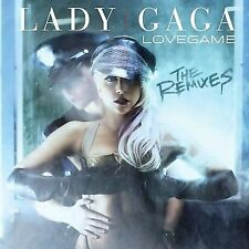 LADY GAGA Lovegame THE REMIXES SEALED CD DAVE AUDE ROBOTS TO MARS SPACE COWBOY
