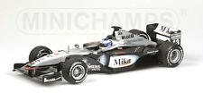 McLaren Mercedes MP4-16 2001 1:18 #3 Mika Hakkinen