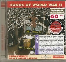1500 // SONGS OF WORLD WAR II  ENREGISTREMENTS DE LA 2E. GUERRE
