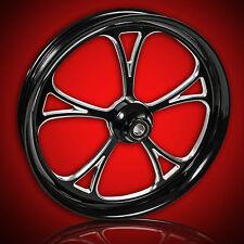 "Harley Davidson Street Glide 21"" Inch Custom Front Wheel by FTD Customs"