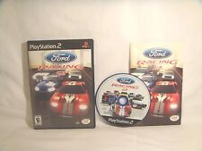 Ford Racing 2  - PS2 - complete