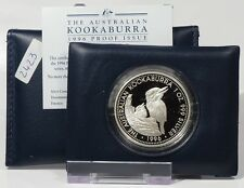1 Dollar 1996 - Australien - Kookaburra Proof - 1 oz Ag