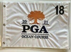 2021 OFFICIAL PGA Championship Kiawah Island Golf FLAG PHIL MICKELSON WINS!!!