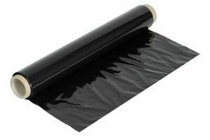 Rollo de plastico, film estirable de  2 kg/ negro/AZUL/TRANSPATRENTE