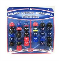 MLB 8oz Mini Baseball Helmet Ice Cream Snack Bowls 24 Pack ALL 30 TEAMS YOU PICK