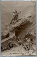 MASTROIANNI Eveil du Printemps Noyer Allegoria N° 150 PC 1912
