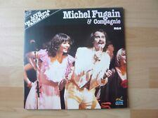 MICHEL FUGAIN COMPAGNIE LIVE OLYMPIA 1978   ALBUM 33T DISQUE VINYL