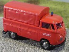 1/87 Brekina # 0528 VW T1 b Pr/Pl Werksfeuerwehr Volkswagenwerk