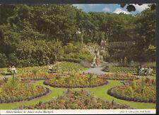 Lancashire Postcard - Ashton Gardens, St Anne's-On-Sea, Blackpool  B2605