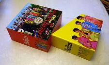 Beatles Sgt. Pepper's Lonely Hearts Club PROMO EMPTY BOX for jewel case,mini lp