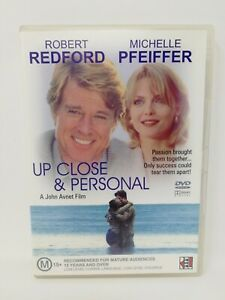 Up Close And Personal - Robert Redford - Michelle Pfeiffer - Region 4 DVD