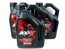 Motul 300v FL Road Racing 15w50 4 litro
