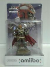 Nintendo Amiibo Ganondorf  new