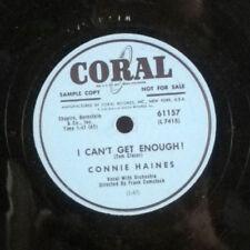 Vinilos de música, mana 78 rpm