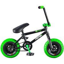 Balancín Mini Bmx Irok + Envy Bicicleta- Negro/Verde