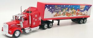New Ray 1/43 Scale Model Truck 15353 - Kenworth - Red