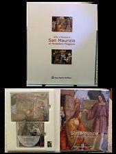 ARTE  EMUSICA IN SAN MAURIZIO AL MONASTERO MAGGIORE con cd e dvd _ 2006