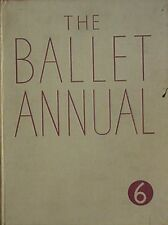 1952 YEAR BOOK OF BALLET (BERYL GREY, JOSE GRECO, SADLER'S WELLS THEATRE BALLET+