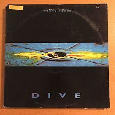 Mighty Force-Dive-LP-Combat-Vinyl Record