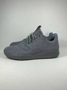 Jordan Eclipse Mens 724010-024 Grey Athletic Shoes Sneakers Size 8 Training