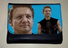 JEREMY RENNER MONEY PURSE WALLET PHOTO POP FAN ART GIFT