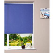 Tende e tendaggi blu per la camera da letto