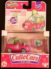 Laptop Limo with Mini Shopkins - Cutie Cars QT3-09 - Shopkins Cutie Cars