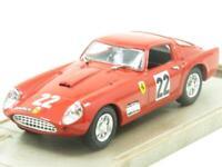 Model Box Diecast 8426 Ferrari 250 TDF GP de Paris 1960 Red 1 43 Scale Boxed
