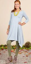 Matilda Jane Womens Dress Size Small Her Majesty Once Upon A Time Stripe New