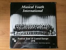 MUSICAL YOUTH INTERNATIONAL FESTIVAL TOUR OF CENTRAL EUROPE~1978yr~SEALED