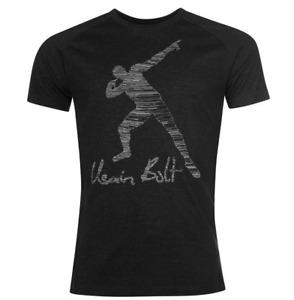 Puma Usain Bolt Legend Tee Small T-Shirt TD094 NN 15