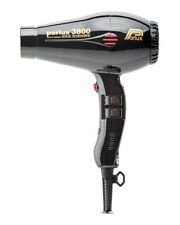 Parlux 3800 2100W Ceramic and Ionic Hair Dryer - Black