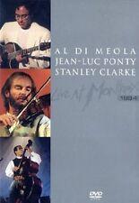Di Meola, Al-Live at Montreux 1994 w.j.l ponty/s. Clarke DVD NEUF emballage d'origine