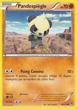 Pandespiègle - XY:Poings Furieux - 60/111 - Carte Pokemon Neuve Française